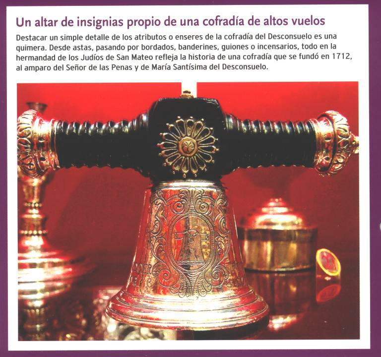 altar-de-insignias-hermandad-del-desconsuelo-jerez