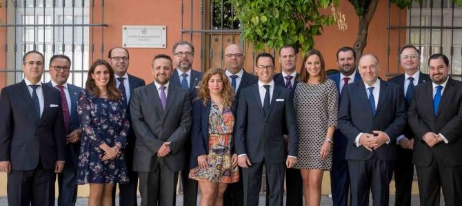 Felicitación al nuevo Consejo Directivo de la Unión de Hermandades