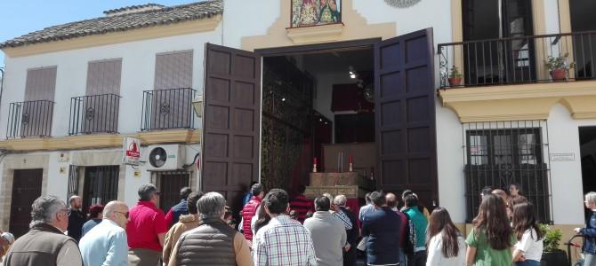 I Ensayo Cruz de Mayo de la Hermandad