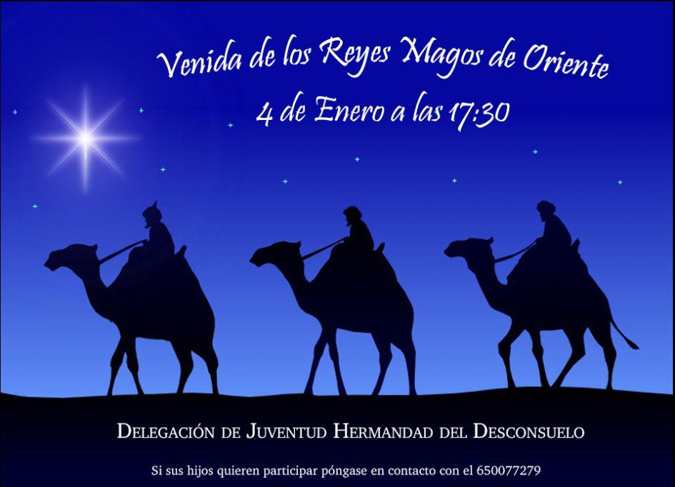 Ver Fotos De Los Reyes Magos De Oriente.Venida De Los Reyes Magos De Oriente En Nuestra Hermandad